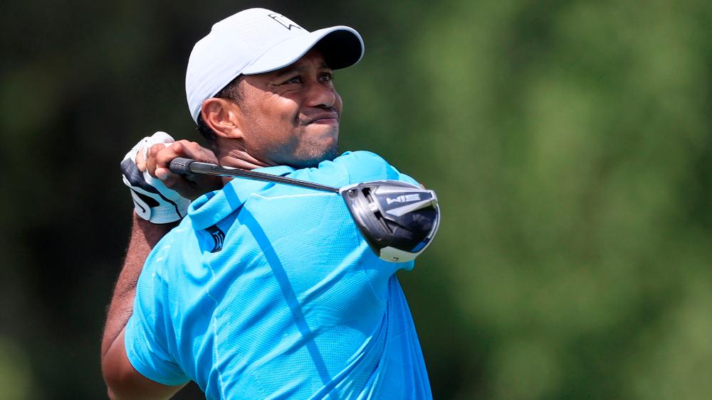 """Tiger Woods se recupera de """"larga"""" cirugía en pie, tobillo, tibia y peroné - Foto de EFE"""