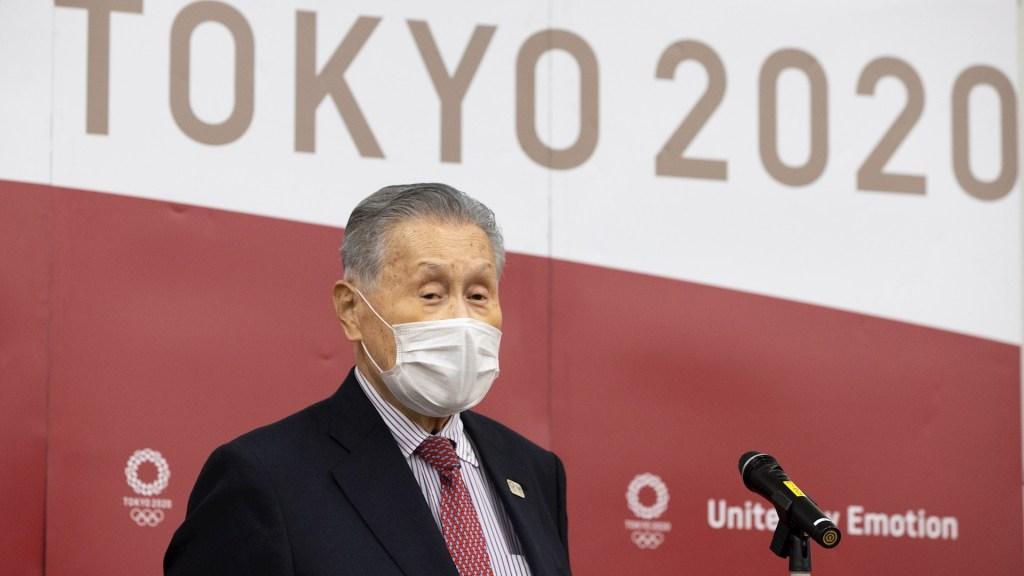 Presidente de comité organizador de Juegos Olímpicos de Tokio renunciará tras comentarios sexistas - Foto de EFE/EPA/Takashi Aoyama