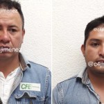Detienen a presuntos empleados de CFE que exigieron 5 mil pesos a usuario para no cortarle la luz