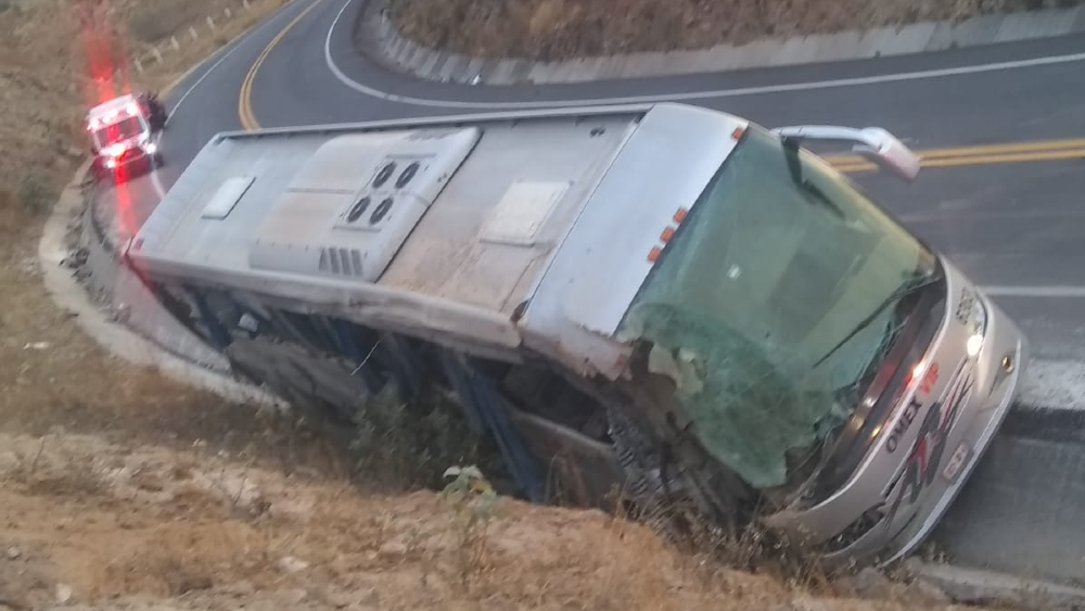 Accidente carretero en Acambay, Edomex, deja siete muertos - Accidente carretero en Acambay, Estado de México.