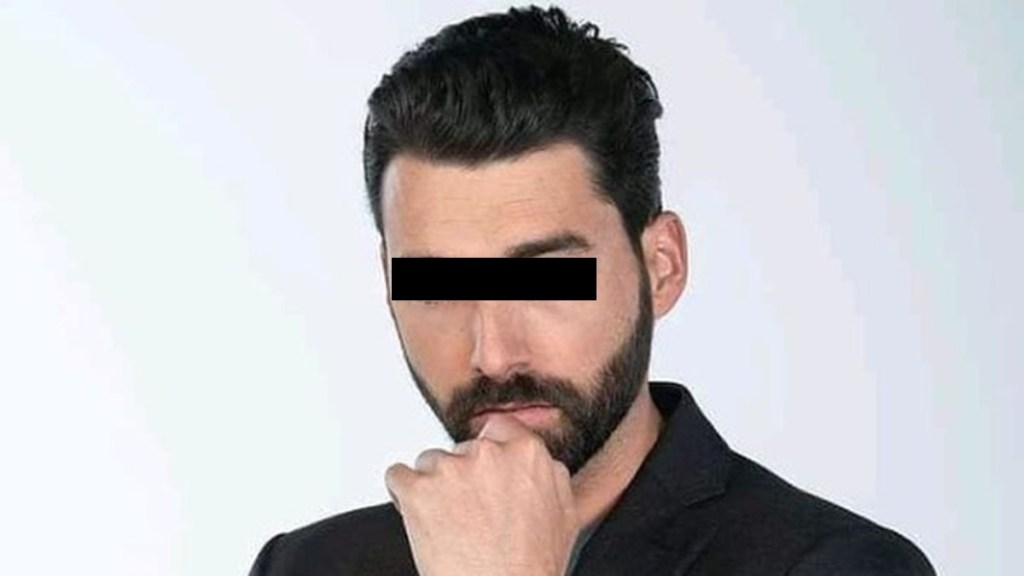 Giran orden de aprehensión contra el actor Gonzalo Peña por el caso Daniela Berriel - Gonzalo Peña. Foto de Instagram