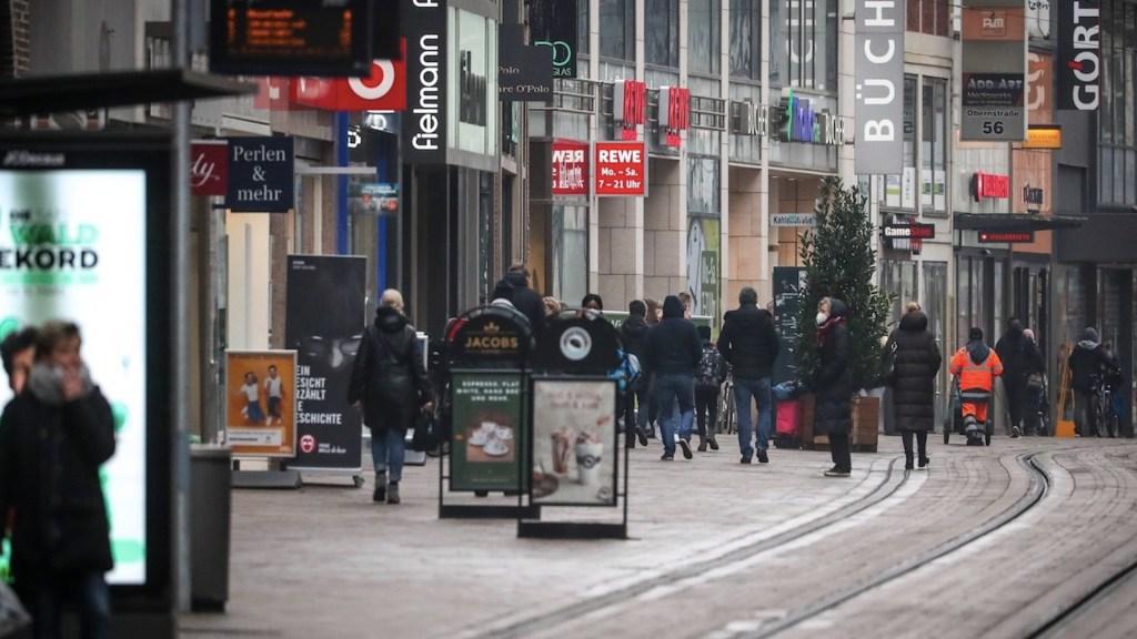 Alemania llega a Semana Santa con escasos avances ante la tercera ola - Alemania