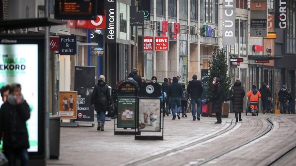 Autoridades alemanas temen incremento de contagios de COVID-19 tras Semana Santa - Alemania
