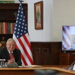 Biden ofrece cooperación y 'trato de iguales'; AMLO pide respeto a la soberanía