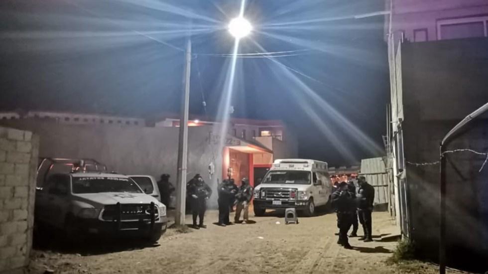 Rescatan a 81 migrantes hacinados en vivienda de Puebla - Amozoc Puebla migrantes centroamericanos