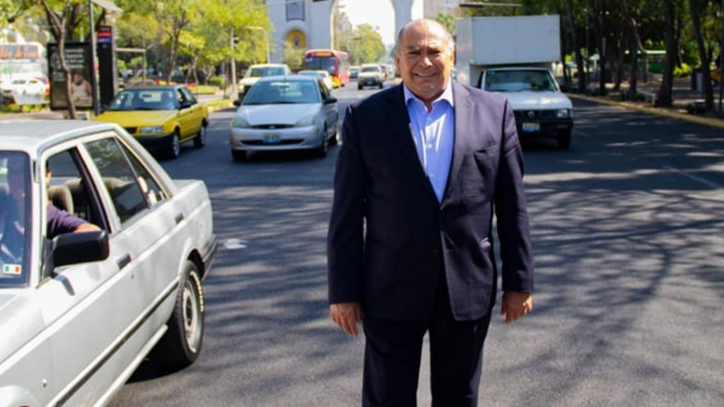 """""""No declinaré por ningún otro candidato"""", asegura padre de 'Checo' Pérez sobre aspiración a alcaldía de Guadalajara - Antonio Pérez Garibay"""