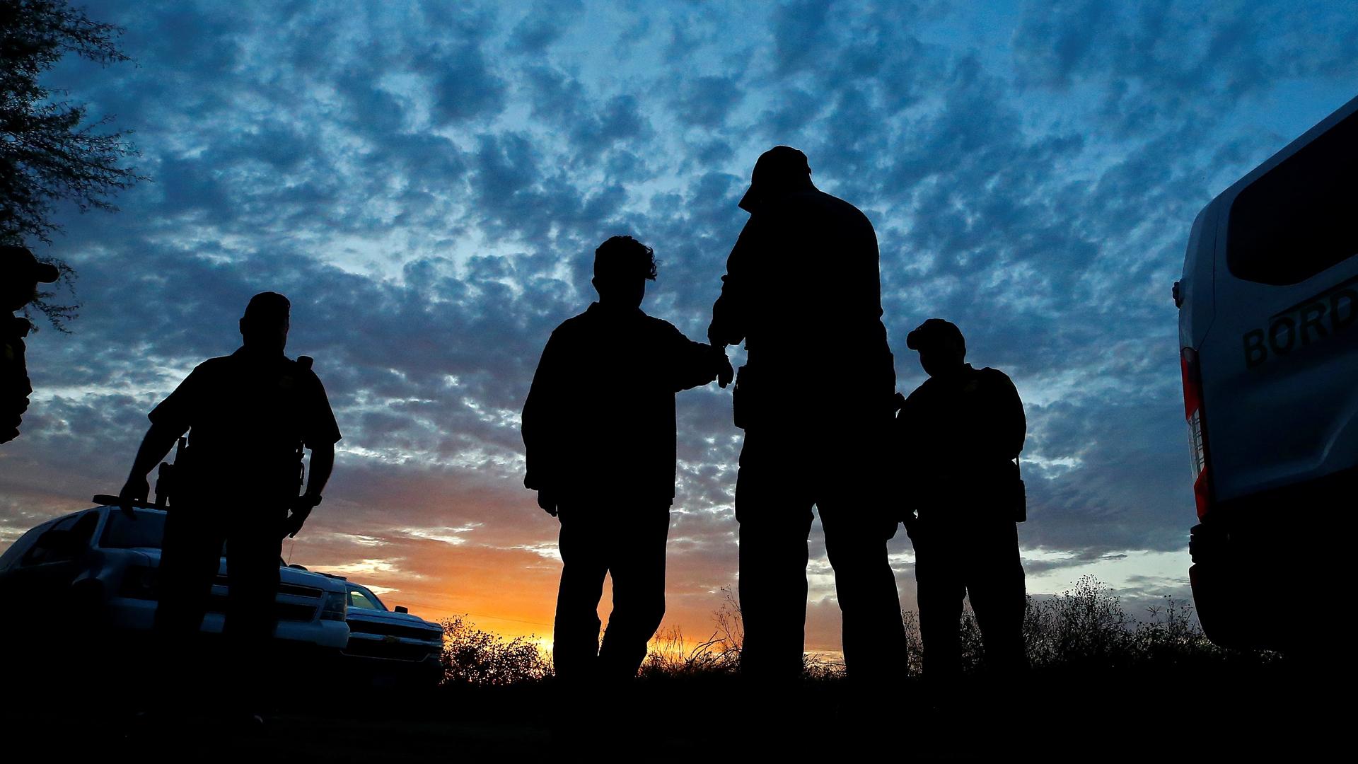 Estados Unidos rediseña procesamiento de menores migrantes. Foto de EFE