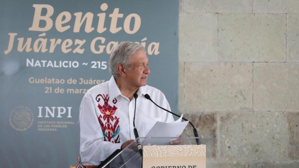 Benito Juárez AMLO Andrés Manuel López Obrador 1