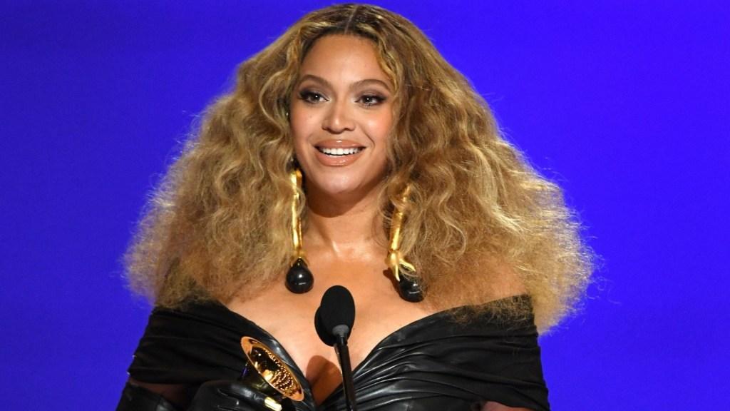 Beyoncé, la artista con más premios Grammy ganados en la historia - Beyonce Grammy premio cantante artista