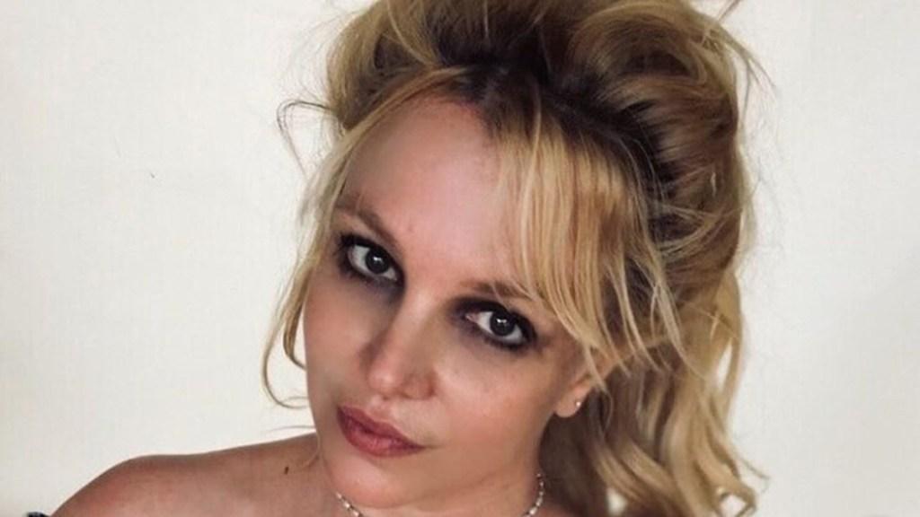 """Britney Spears revela que lloró """"durante dos semanas"""" por documental sobre su tutela legal - En la imagen, la cantante Britney Spears. Foto de @britneyspears"""