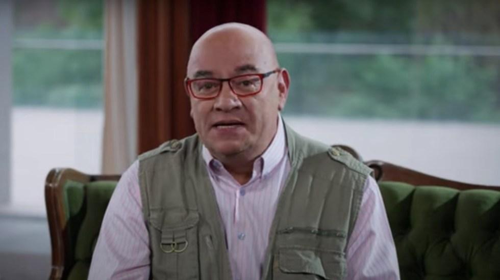 """""""No es misoginia, es intolerancia"""", Víctor Trujillo responde tras acusaciones - Víctor Trujillo ofreció una disculpa luego de las acusaciones en su contra por misoginia y abuso. Foto tomada de video Latin Us"""