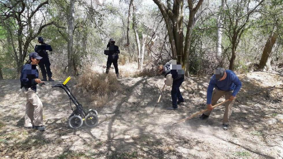 Registradas 85 mil 53 personas desaparecidas en México, afirma Segob - fosas clandestinas personas desaparecidas
