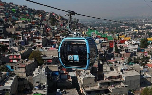 Inauguran dos estaciones de la línea 1 del Cablebús de CDMX - Foto de Gobierno de la Ciudad de México
