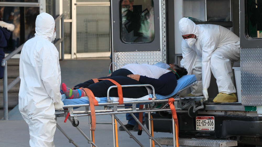 Mientras siga la pandemia, casos de COVID-19 pueden resurgir en México: López-Gatell - pandemia COVID-19 México coronavirus