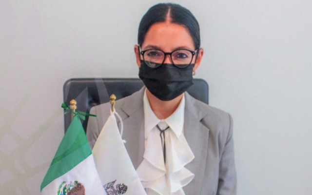 Connie Herrera presenta iniciativa para tipificar el delito de violencia política por razón de género en Querétaro - Foto de Twitter Connie Herrera