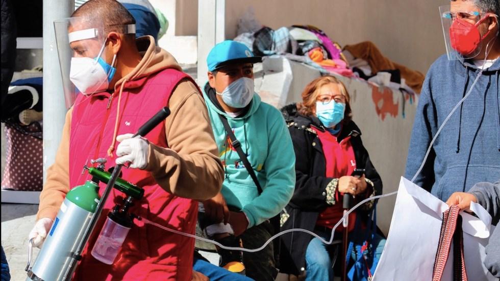 """EE.UU. recomienda """"no viajar"""" a México tras alerta por repunte de la pandemia - EE.UU. recomienda"""