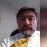 Cancillería separa del cargo a cónsul en Canadá por video sexual