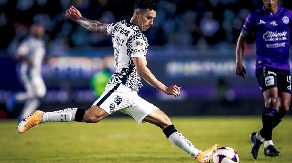 América derrota al Mazatlán y toma el liderato del Guard1anes 2021 - Futbol América