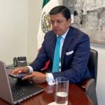 Renuncia Fabián Medina a Jefatura de Oficina de SRE