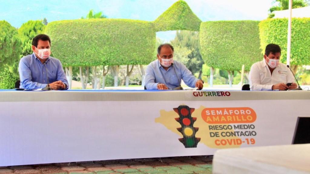 Acuerdan Héctor Astudillo y autoridades intensificar operativos de seguridad y contra la pandemia en Guerrero - Héctor Astudillo Guerrero 2