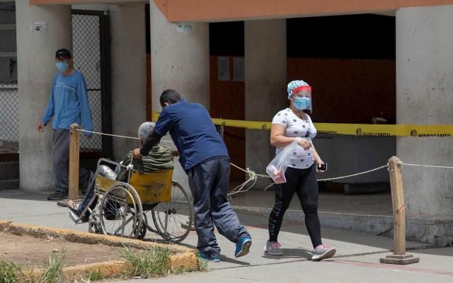 """Oposición en Venezuela denuncia que hospitales están ante """"colapso inminente"""" por COVID-19 - Hospitales COVID-19 Venezuela"""