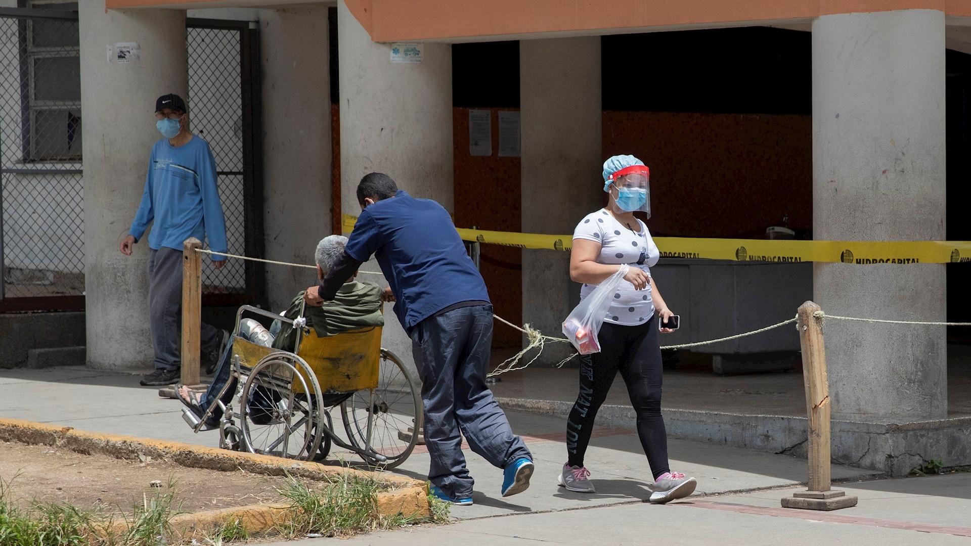 Hospitales COVID-19 Venezuela