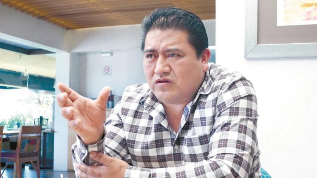 Renuncia a candidatura Humberto Santos, acusado de exhibir a mujeres en chat - Humberto Santos. Foto de El Universal
