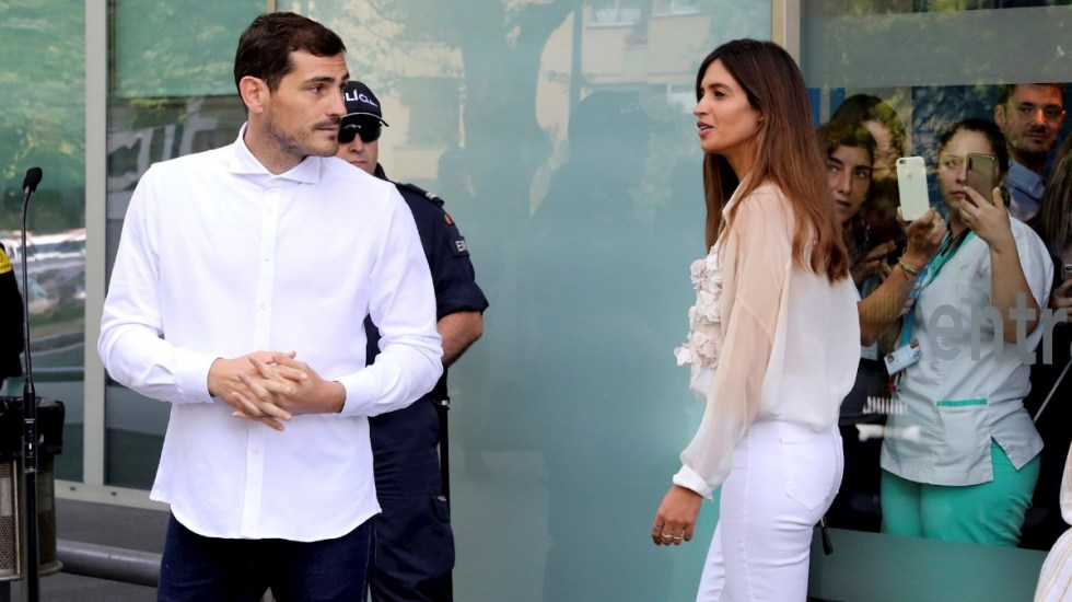 """""""Hoy nuestro amor de pareja toma caminos distintos"""", Iker Casillas y Sara Carbonero anuncian su separación - Iker Casillas Sara Carbonero"""