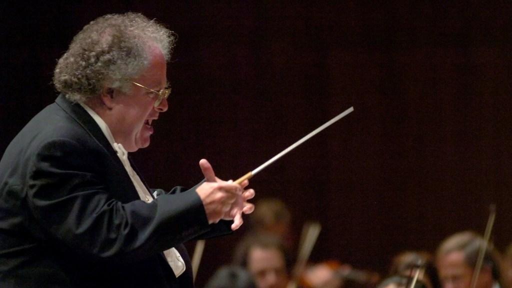 Murió a los 77 años James Levine, histórico director musical de la Met Opera - James Levine, ex director de orquesta. Foto de EFE