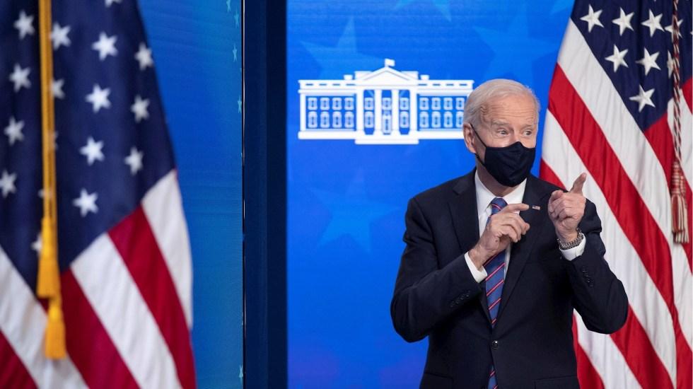 Biden, el primer presidente de EE.UU. en conmemorar el Día de la Visibilidad Transgénero - Joe Biden Estados Unidos presidente