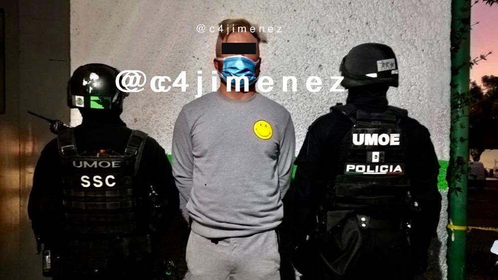 Detienen al cirujano venezolano Juan José Duque por distribución de droga - Foto de @c4jimenez
