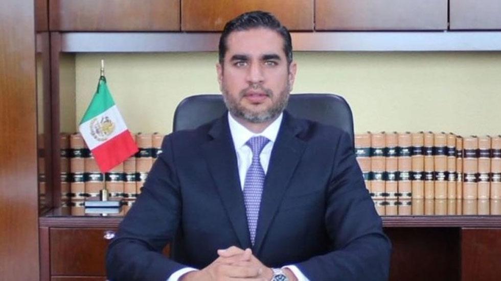 """""""¡Ya basta!"""", dicen abogados municipalistas a AMLO por ataques al juez Gómez Fierro - Juez federal Juan Pablo Gómez Fierro. Foto de @jpgomezfierro"""