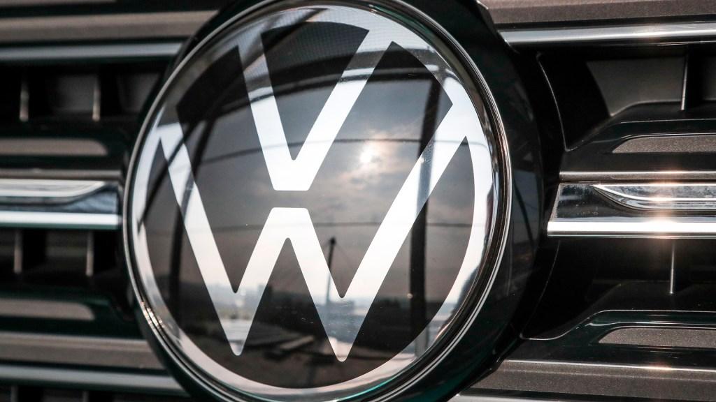 Volkswagen confirma que su cambio de nombre en EE.UU. era un truco publicitario - Logo de Volkswagen. Foto de EFE