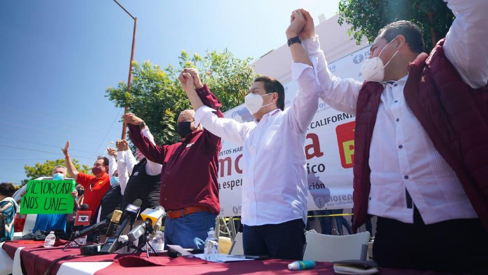 Mario Delgado llama a defender el avance de la transformación ante el INE - Foto de Mario Delgado