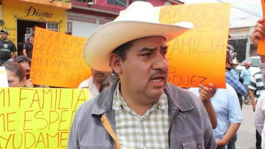 Matan a Melquiades Vázquez, precandidato del PRI a La Perla, Veracruz - Melquiades Vázquez Lucas. Foto: Especial