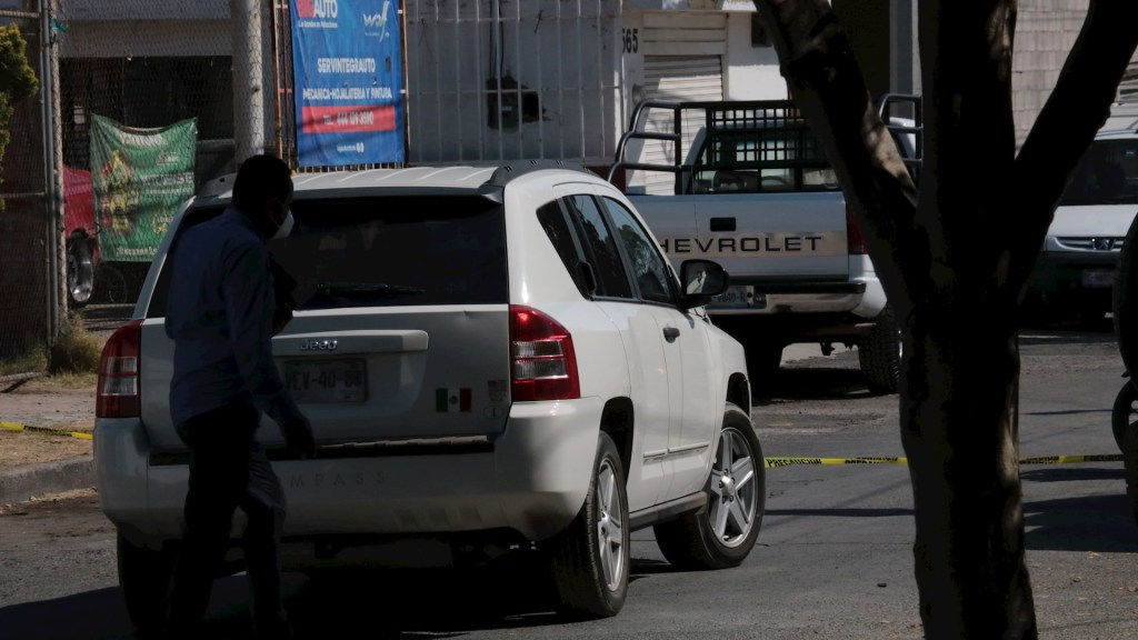 homicidios violencia México inseguridad