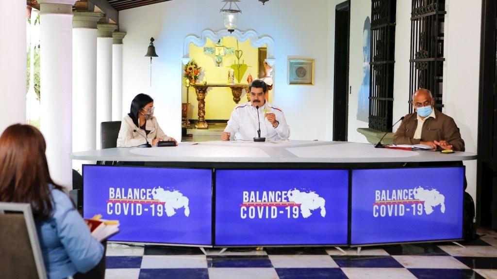 Nicolás Maduro ofrece petróleo a cambio de vacunas contra COVID-19 - Nicolás Maduro Venezuela presidente 2