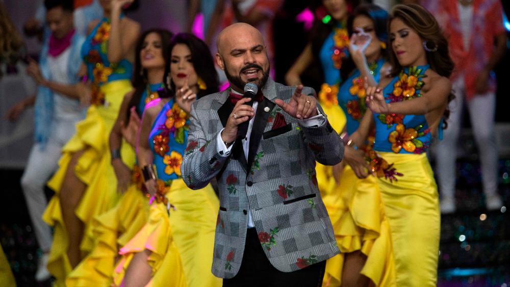 Una ONG denuncia la detención de un venezolano que criticó en redes a un cantante chavista - El cantante venezolano Omar Enrique. Foto de EFE