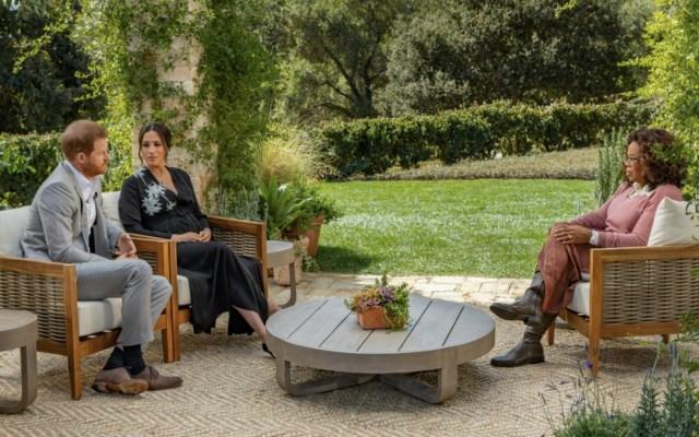 Oprah aclara que la reina Isabel II no hizo ningún comentario racista sobre el hijo de Meghan Markle - Foto de @Oprah