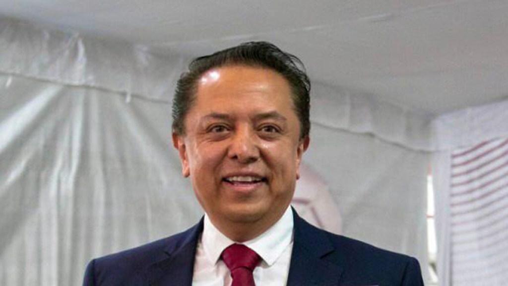 Amílcar Sandoval abandona proceso interno de Morena en Guerrero; Salgado Macedonio le agradece - Pablo Amílcar Sandoval. Foto de @SanAmilcar