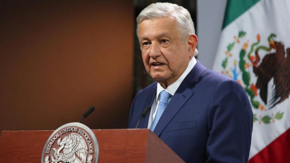 Informe por 100 días en Tercer Año de Gobierno incurrió en propaganda electoral: Tribunal Electoral - Palacio Nacional México informe López Obrador 100 días