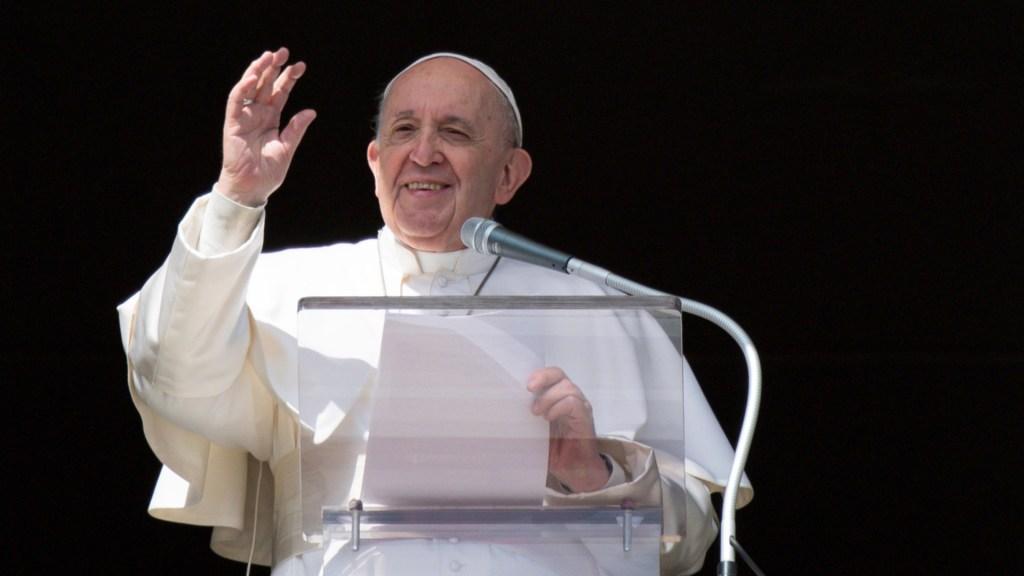 El papa Francisco cumple ocho años de pontificado - Papa Francisco. Foto de EFE