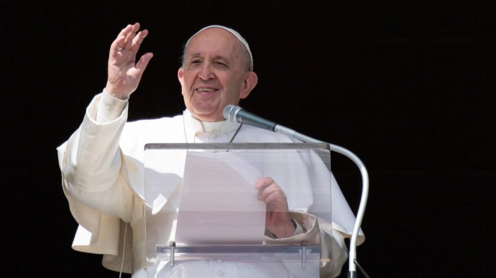 El papa recuerda a las mujeres víctimas de violencia: 'eso no es amor' - Papa Francisco. Foto de EFE