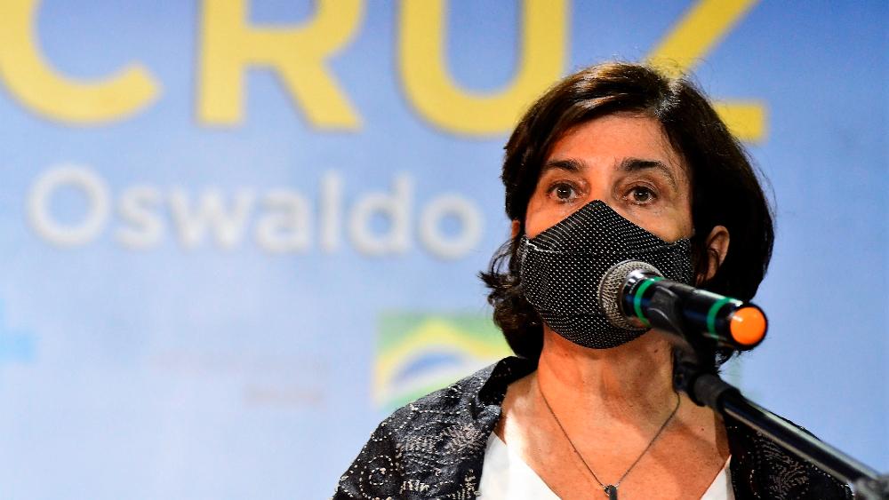 La mujer que comanda el mayor referente científico en salud de América Latina - Foto de EFE