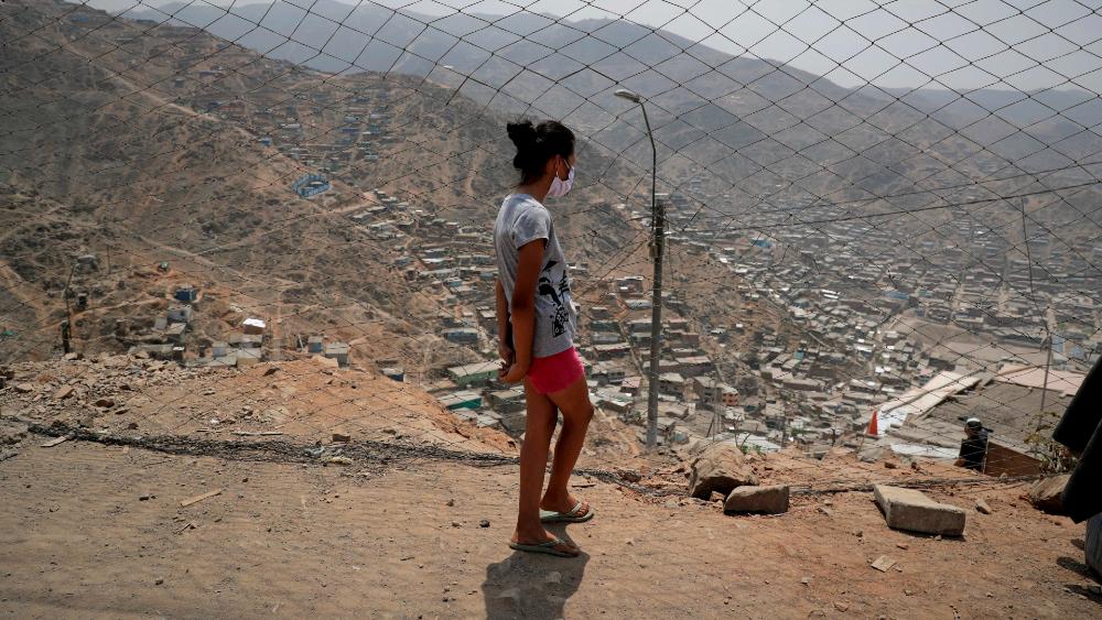 Perú, un año de tormenta perfecta: pandemia, recesión y feroz crisis política - Foto de EFE