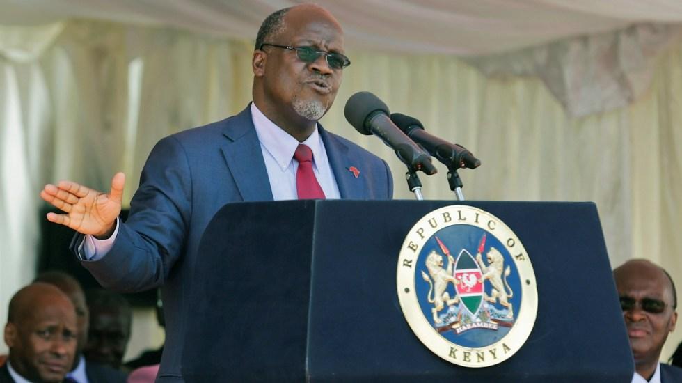 Murió el presidente de Tanzania por problemas cardíacos; nunca creyó en el COVID-19 - Presidente Tanzania COVID-19 pandemia