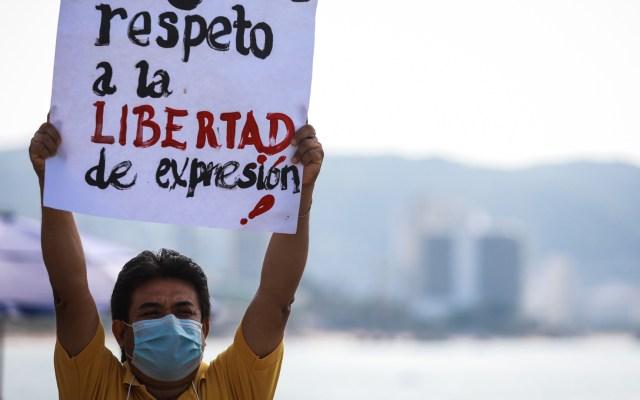 Periodistas mexicanos exigen vacunas contra COVID-19 y más seguridad - periodistas