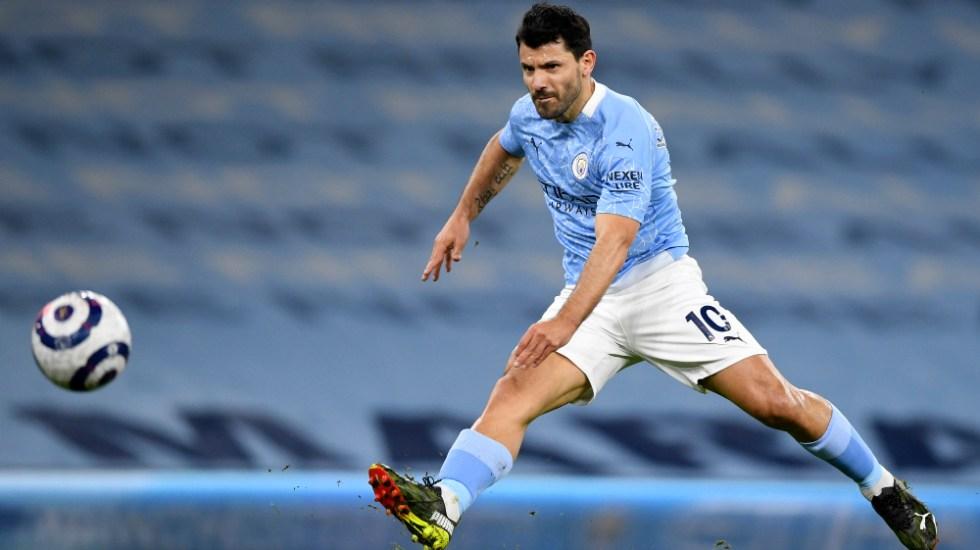 Sergio Agüero se irá del Manchester City a final de temporada - Sergio Agüero