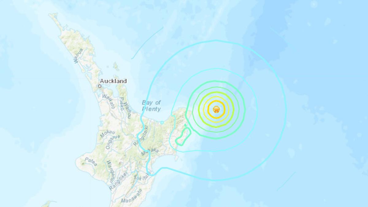 Alerta de tsunami en Chile por terremotos en Nueva Zelanda
