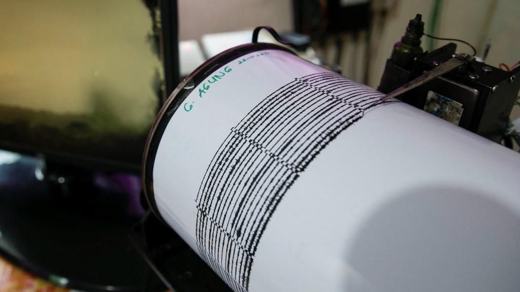 Se registra sismo de magnitud 5.1 al norte de Michoacán - sismo temblor